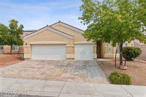 Photo of 3416 Casa Alto Avenue, North Las Vegas, NV 89031 (MLS # 2307917)