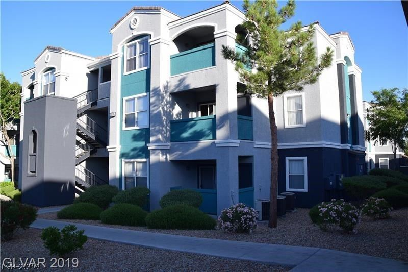 Photo of 6955 DURANGO Drive #3092, Las Vegas, NV 89149 (MLS # 2175917)