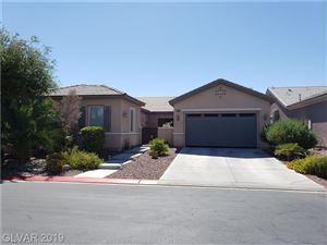 Photo of 6908 DESERT WREN Lane, North Las Vegas, NV 89084 (MLS # 2124918)