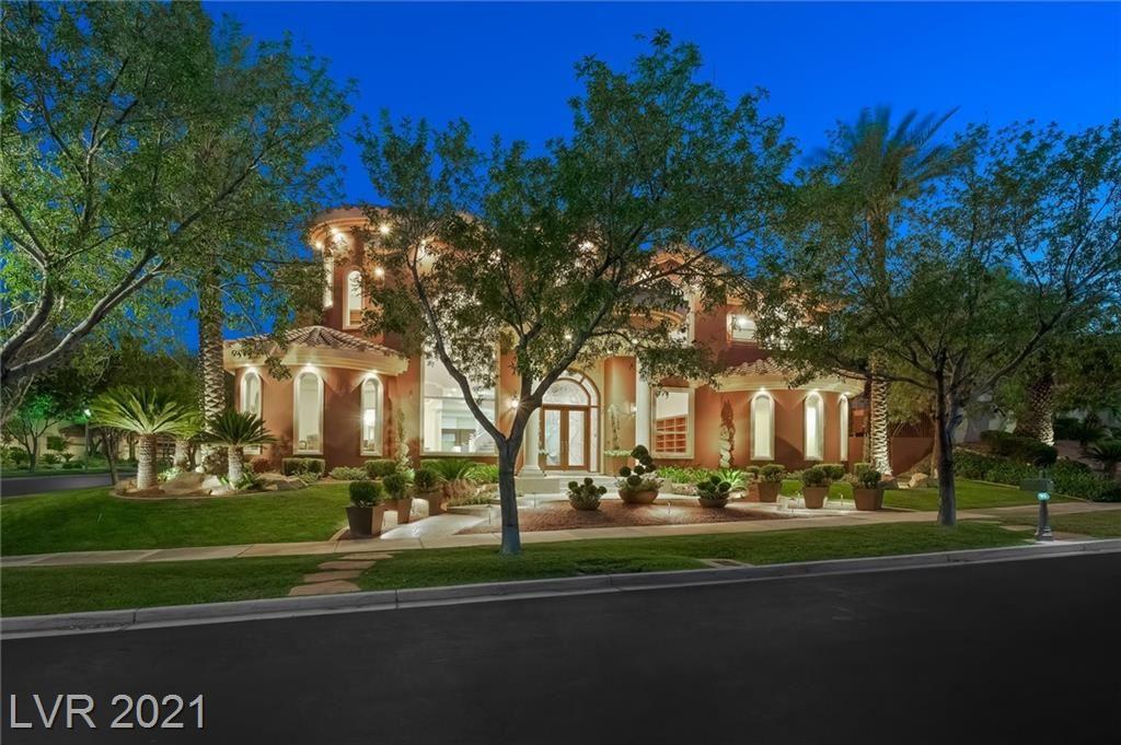 Photo of 1432 Iron Hills Lane, Las Vegas, NV 89134 (MLS # 2326918)