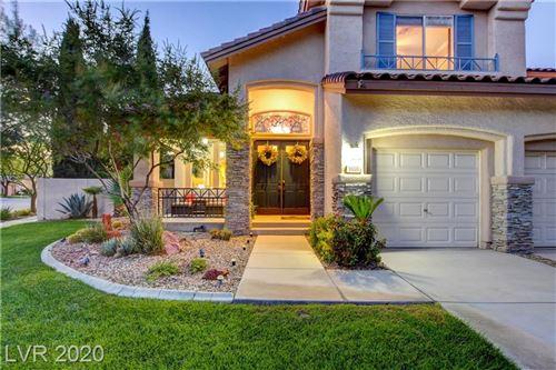 Photo of 9608 Silver Rose Lane, Las Vegas, NV 89134 (MLS # 2231919)