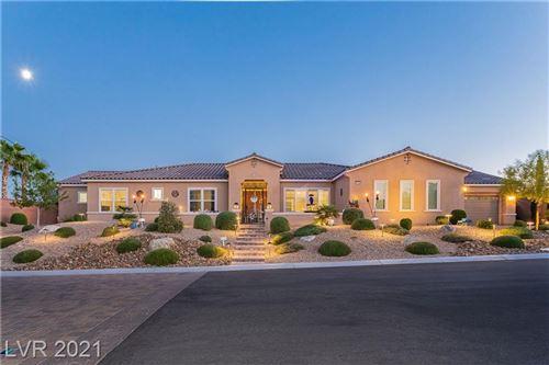 Photo of 7105 North Grand Canyon Drive, Las Vegas, NV 89149 (MLS # 2335919)