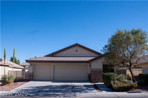 Photo of 3221 Denvers Dream Avenue, North Las Vegas, NV 89081 (MLS # 2233920)
