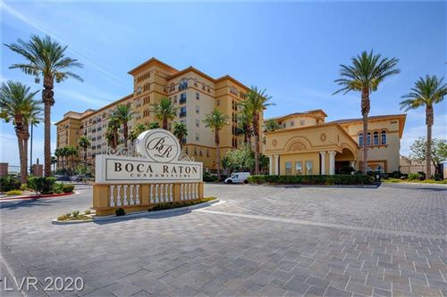 Photo of 2405 West Serene Avenue #832, Las Vegas, NV 89123 (MLS # 2223921)