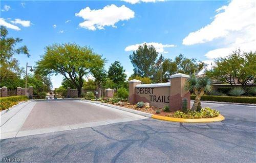 Photo of 9829 Ridge Rock Court, Las Vegas, NV 89134 (MLS # 2316921)