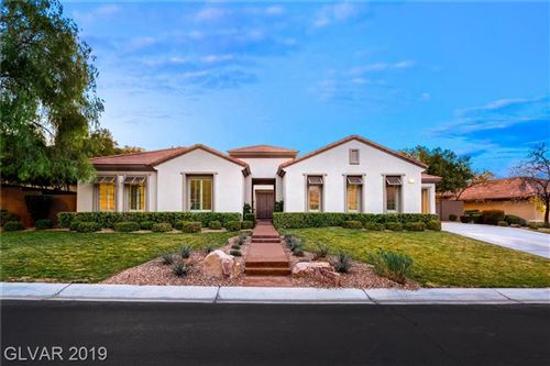 Photo of 17 HASSAYAMPA Trail, Henderson, NV 89052 (MLS # 2161923)