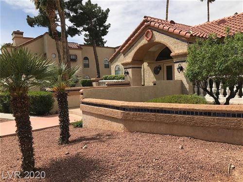 Photo of 2971 JUNIPER HILLS Boulevard #103, Las Vegas, NV 89142 (MLS # 2166923)