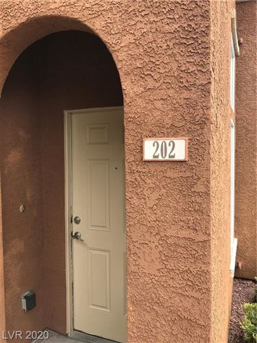 Photo of 3805 Juno Beach #202, Las Vegas, NV 89129 (MLS # 2185923)