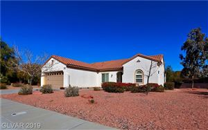 Photo of 2122 COTTON VALLEY Street, Henderson, NV 89052 (MLS # 2068924)