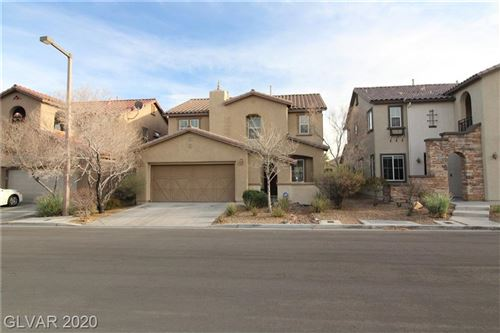 Photo of 11829 LOVE ORCHID Lane, Las Vegas, NV 89138 (MLS # 2163924)