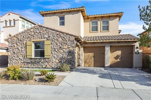 Photo of 504 VIA PALERMO Drive, Henderson, NV 89011 (MLS # 2167924)