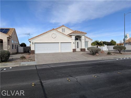 Photo of 119 TAMARACK Drive, Henderson, NV 89002 (MLS # 2156925)