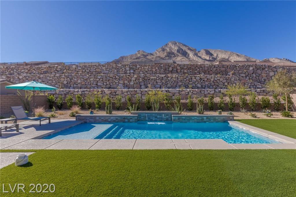 Photo of 3121 Indigo Macaw Lane, Las Vegas, NV 89138 (MLS # 2249925)