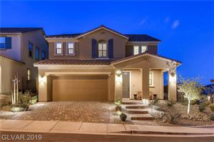 Photo of 478 CABRAL PEAK Street, Las Vegas, NV 89138 (MLS # 2084926)