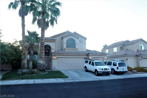 Photo of 6133 Azurite Drive, Las Vegas, NV 89130 (MLS # 2034928)