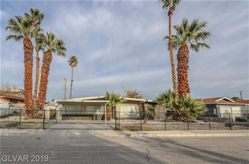 Photo of 3964 ACAPULCO Avenue, Las Vegas, NV 89121 (MLS # 2158928)