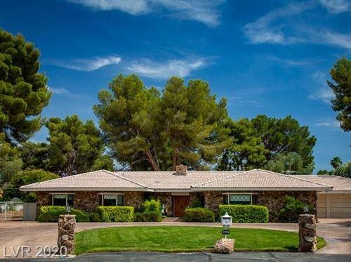 Photo of 7206 Ranchito Circle, Las Vegas, NV 89120 (MLS # 2202928)