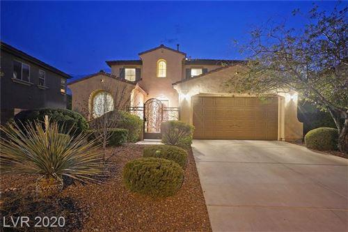Photo of 765 Viscanio Place, Las Vegas, NV 89138 (MLS # 2231928)