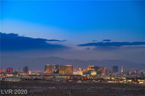 Photo of 8255 LAS VEGAS Boulevard #1701, Las Vegas, NV 89123 (MLS # 2093929)