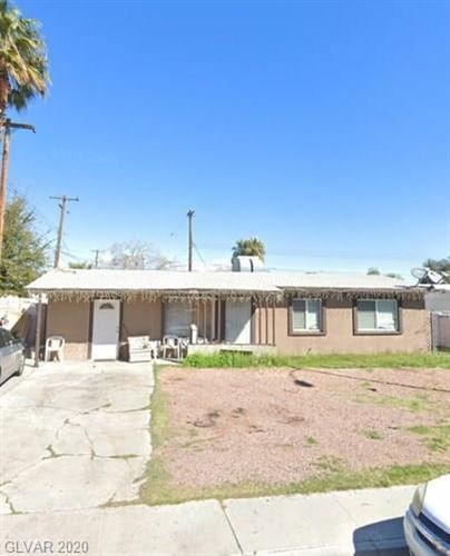 Photo of 4136 VEGAS VALLEY Drive, Las Vegas, NV 89121 (MLS # 2165929)