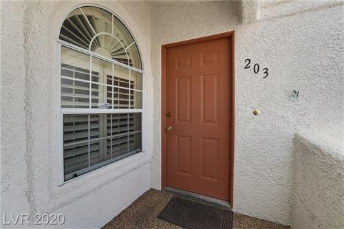 Photo of 1800 Edmond Street #203, Las Vegas, NV 89146 (MLS # 2220929)