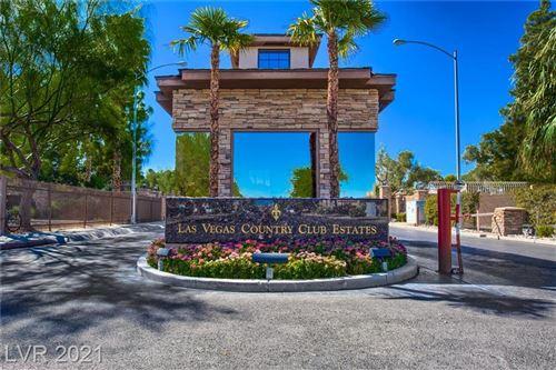 Photo of 652 TAM O SHANTER, Las Vegas, NV 89109 (MLS # 2311929)