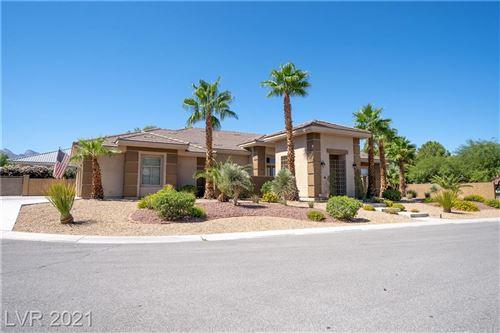 Photo of 8845 Hickam Avenue, Las Vegas, NV 89129 (MLS # 2332929)