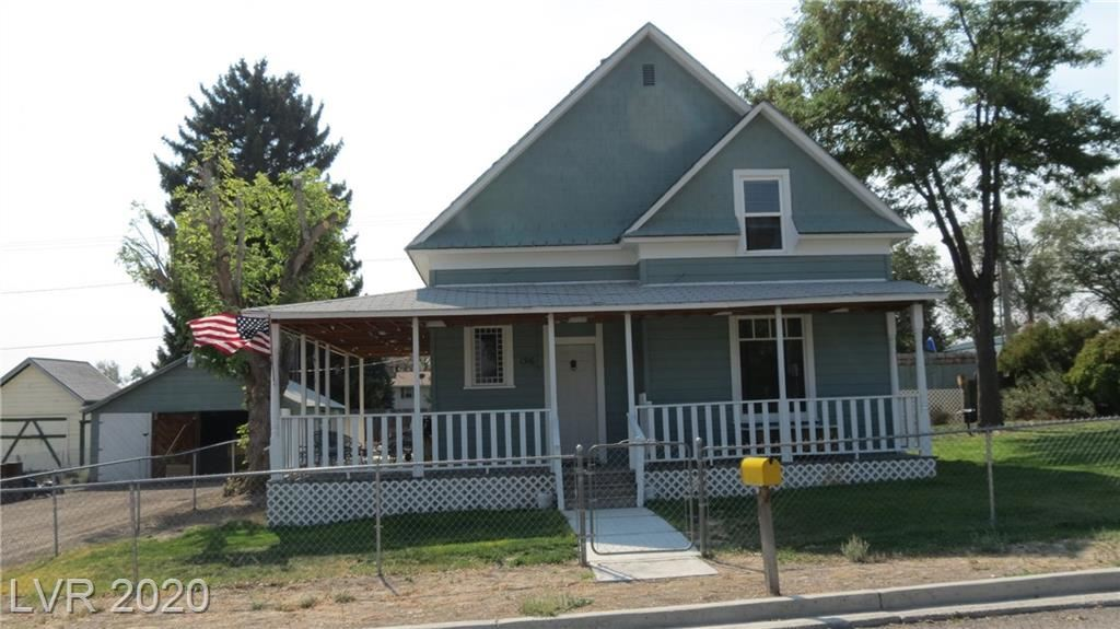 Photo of 1316 Avenue G, Ely, NV 89301 (MLS # 2233929)