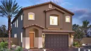 Photo of 4024 Blue Opal Way #Lot 44, Las Vegas, NV 89130 (MLS # 2151930)