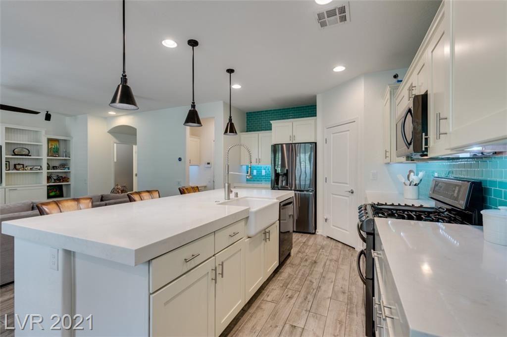 Photo of 2110 Morro Vista Drive, Las Vegas, NV 89135 (MLS # 2315930)