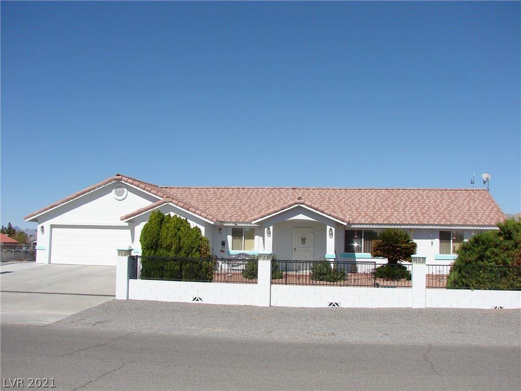 Photo of 5940 East Santovito Street, Pahrump, NV 89061 (MLS # 2339930)