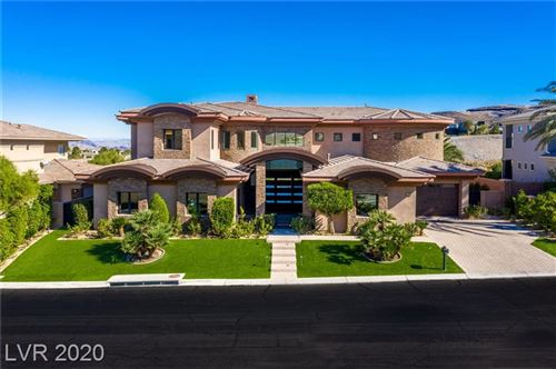 Photo of 1452 MACDONALD RANCH Drive, Henderson, NV 89012 (MLS # 2254931)