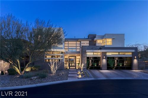 Photo of 46 Moonfire Drive, Las Vegas, NV 89135 (MLS # 2260931)