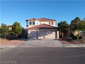 Photo of 9735 RIDGEBLUFF Avenue, Las Vegas, NV 89148 (MLS # 2133932)