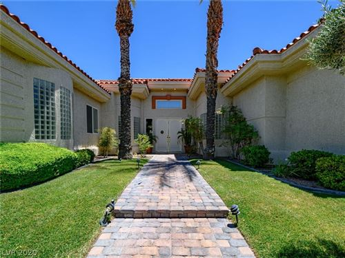 Photo of 4968 Mountain Foliage Drive, Las Vegas, NV 89148 (MLS # 2205932)