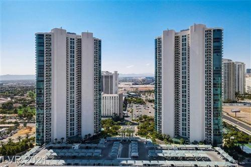 Photo of 222 Karen Avenue #4204, Las Vegas, NV 89109 (MLS # 2331932)
