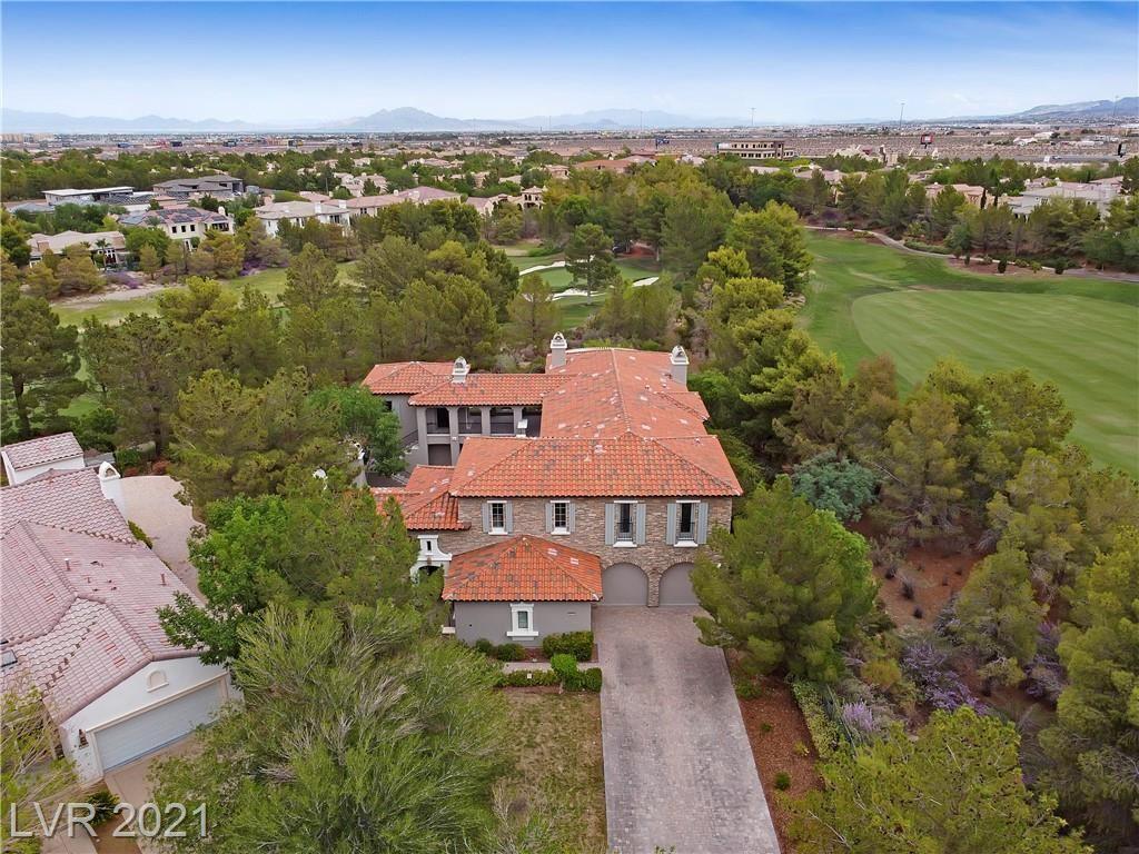 Photo of 3570 Belvedere Park Lane, Las Vegas, NV 89141 (MLS # 2319932)