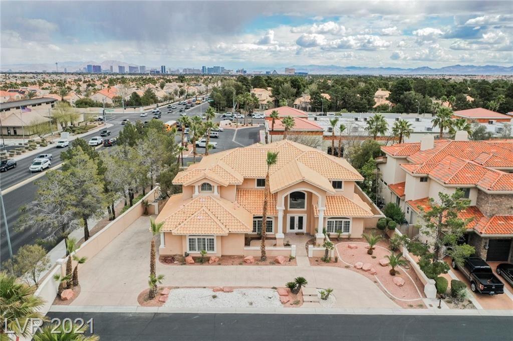 Photo of 4914 Mesa Capella Drive, Las Vegas, NV 89148 (MLS # 2330932)