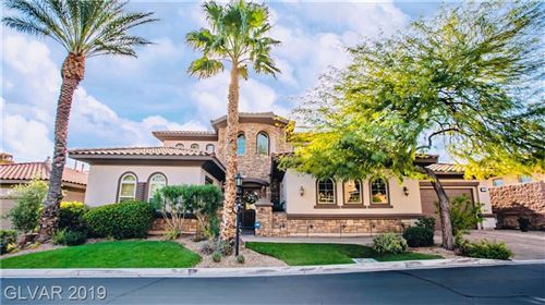 Photo of 19 AVENIDA SORRENTO, Henderson, NV 89011 (MLS # 2158934)