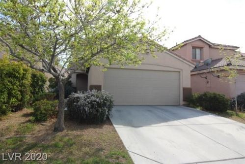 Photo of 4789 PAGOSA SPRINGS Drive, Las Vegas, NV 89139 (MLS # 2179934)