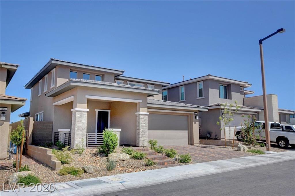 Photo of 476 Bolsa Basin, Las Vegas, NV 89138 (MLS # 2209934)