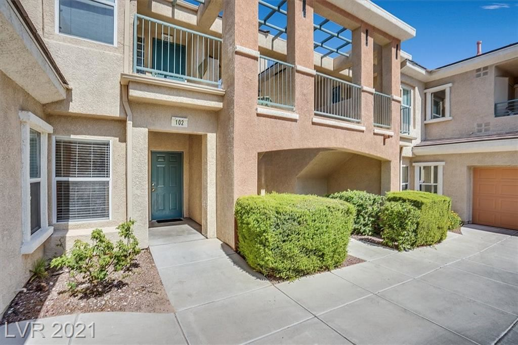 Photo of 10700 Amber Ridge Drive #102, Las Vegas, NV 89144 (MLS # 2332934)