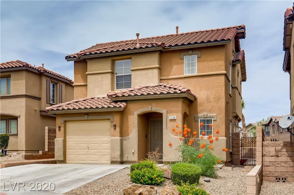 Photo of 1139 Paradise Garden Drive, Henderson, NV 89002 (MLS # 2212935)