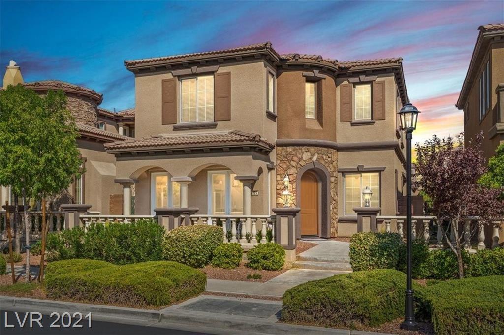 Photo of 2324 Aragon Canyon Street, Las Vegas, NV 89135 (MLS # 2322935)