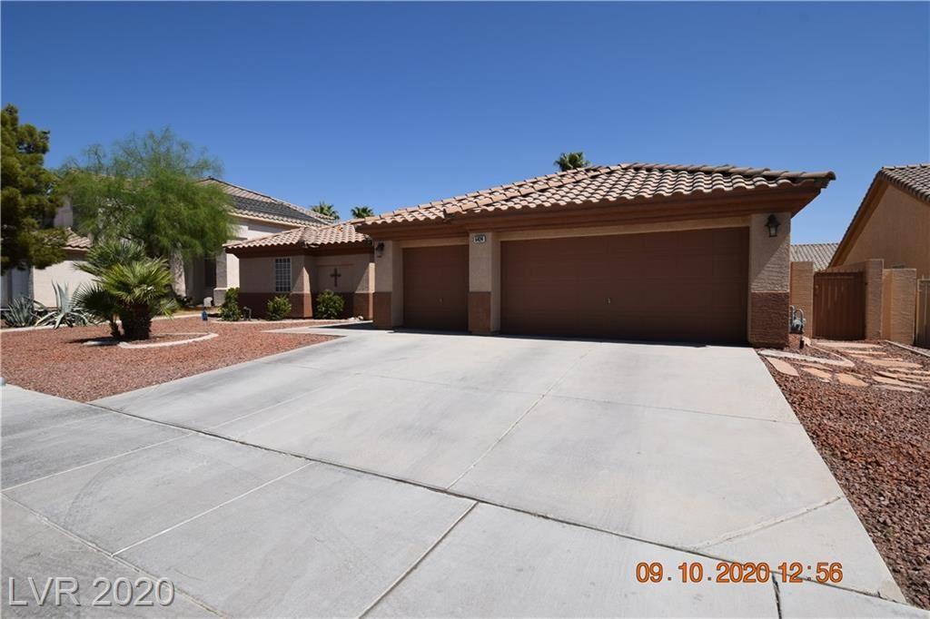 Photo of 5424 Lucky Clover Street, Las Vegas, NV 89149 (MLS # 2225936)