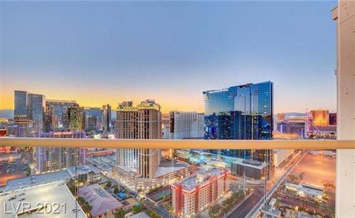 Photo of 135 East HARMON Avenue #2911, Las Vegas, NV 89109 (MLS # 2275937)