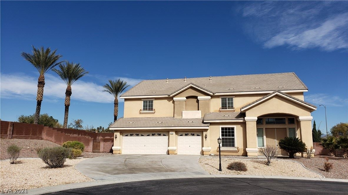 4798 LUNA RIDGE Court, Las Vegas, NV 89129 - MLS#: 2069937