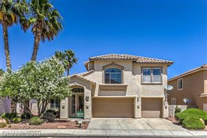 Photo of 3052 BLAZING CREEK Way, Henderson, NV 89052 (MLS # 2109938)