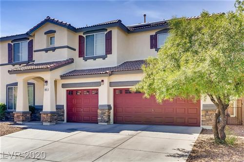 Photo of 980 SANDPOINT POND Lane, Henderson, NV 89002 (MLS # 2165939)