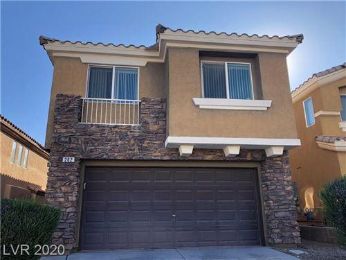 Photo of 262 Fairway Woods Drive, Las Vegas, NV 89148 (MLS # 2212939)